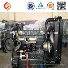 pequeno gerador de motor diesel refrigerado a água