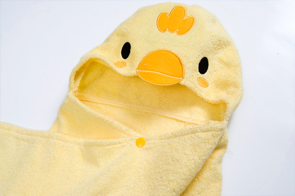 Beach Towels Yellow Duck Design