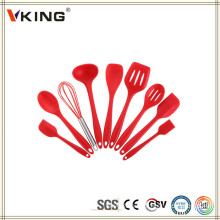 Top Selling Products 2017 Silicone Kitchen Utensils Set