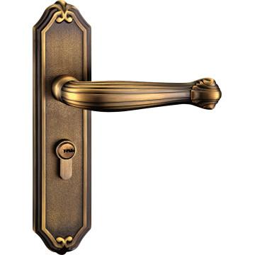 Cerradura de la puerta de la aleación del cinc del hardware para cada clase de puerta