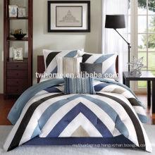 Madison Park Mercer Duvet Bed Cover Set Faux Suede