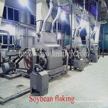 Maquinaria do óleo de soja