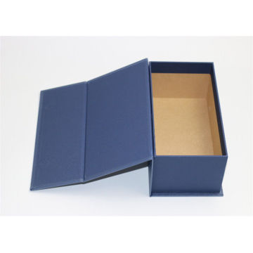 Wine Box Gift Book Shape Packaging