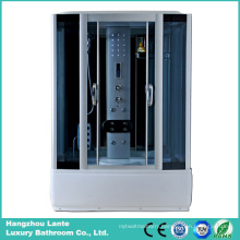 5mm Tempered Glass Rectangle Steam Shower Cabin (LTS-8915)