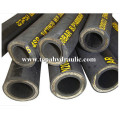 Braided suction brass garden hydraulic hose fittings