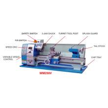 Drehmaschine / Combo Drehmaschine / Kombination Maschine (WM250V, WM280V, WM290V)