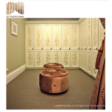легкая чистая ванная комната сплетенный PVC, выставленных на продажу