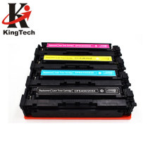 Laser Color Toner Cartridge 203X Compatible Cartridge CF540X  CF541X CF542X CF543X for HP Color Laser Printer