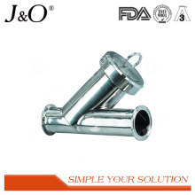 Sanitary Clamp Y Strainer Filter