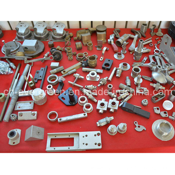 China CNC Metall bearbeitete Staping Teil (MP-41)