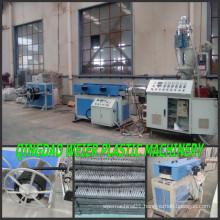 PP PE PVC PA Corrugated Tubes Making Machine