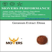 Organic Natural Plant Extract - Geranium Extract /Dmaa (1.3-Dimethylamylamine)
