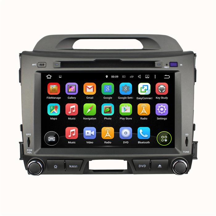 CAR RADIO PLAYER FOR SPORTAGE
