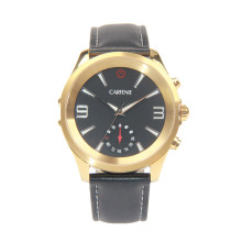 Japanese watch logo men watch quartz bluetooth smart watch for man