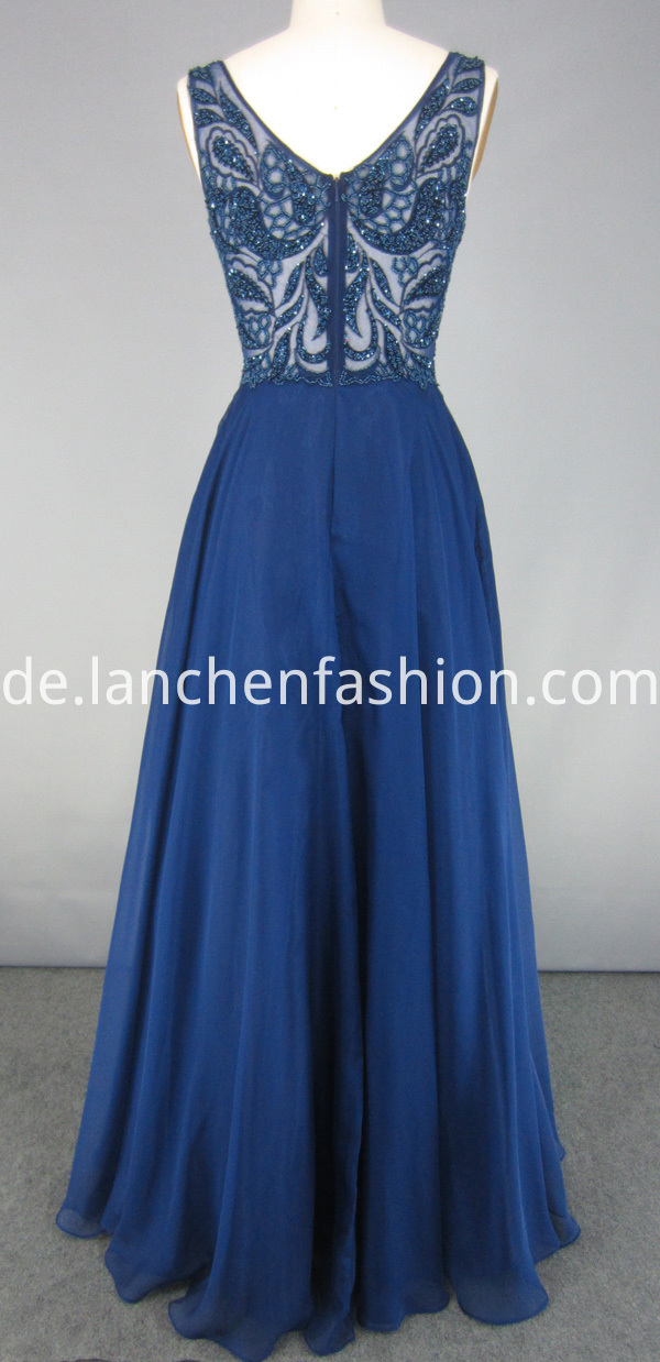 Bridesmaid Dress Navy