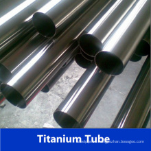 Welded Gr5 Stainless Steel Titanium Tube From China Factory