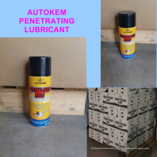 400ml Lubrificante penetrante, pulverizador anti-ferrugem, lubrificante multiuso