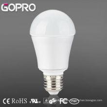 7W iluminación del bulbo del LED 3 años de garantía para la iluminación de interior y al aire libre