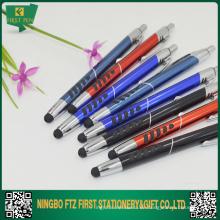 Corporate Geschenk Qualität Metall Stift mit Stylus