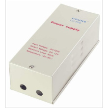 UPS Power Supply para Sistema de Controle de Acesso