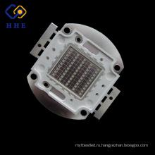 Горячая распродажа специальности на заказ 50 Вт 395nm УФ светодиодный cob чип