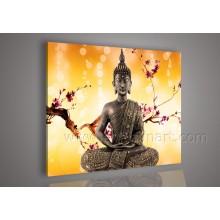 Decoración de pared Arte de Buda Pintura al óleo sobre lienzo