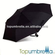 21inches klassische starke belüfteten Regenschirm Auto offen
