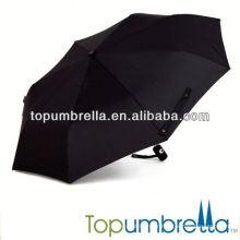 21inches classique fort aéré parapluie auto ouvert