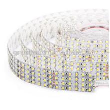480leds / m 4 líneas smd 3528 luz de tira conducida quad-fila de Manufaucturer