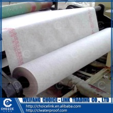 building material 400g breathable PP PE waterproof membrane for underground