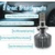 12V H4 Längenverstellbare H7 Led Scheinwerferbirne für alle Autos