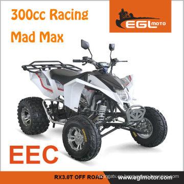 300cc Atv Mad Max Racing homologación CEE