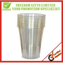Einmaliger transparenter Cup