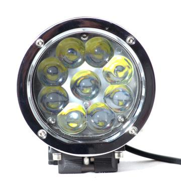Luz conduzida 45W do trabalho para o caminhão SUV, veículo de CRV, de ATV, de XRV