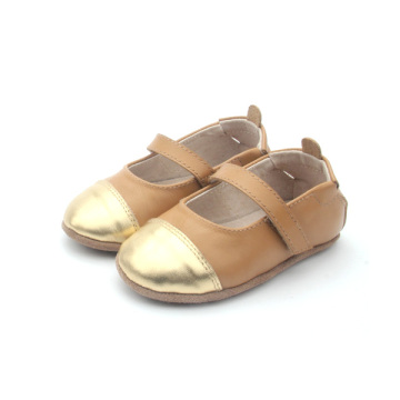 Borong Kulit Real Cute Girls Baby Dress Shoes