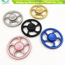 New Alloy Hotwheels Hand Spinner Metal Fidget Spinner Adhd EDC Anti Stress Toys