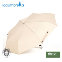 3 Folding promotional gift and automatic umbrella