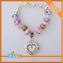 2014 Popular Beaded Bracelets Colorful Beads Bracelet