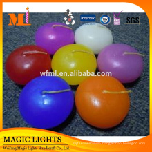 Factory Wholesale Romantic Paraffin Wax Floating Candle