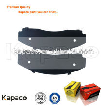 Kapaco hot sale brake pad and shims for brake pad D1399