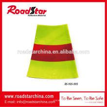 Manga de cone de tráfego reflexivo alta visibilidade