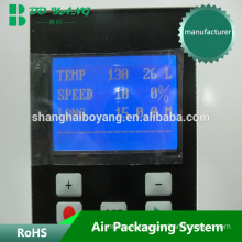 portable best service film blowing machinery