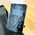 Removable adhesive tattoo protective film for tattoo power supply