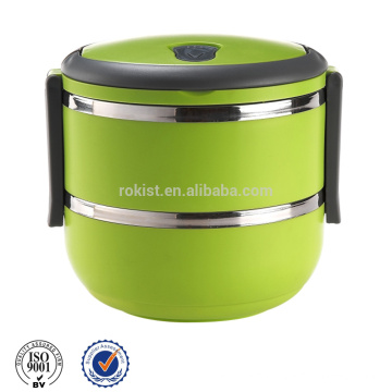 wholesale stainless steel hot food lunch box