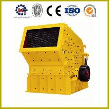 Broyeur à impact industriel à granulateur à impact moteur à moteur diesel utilisé dans les mines avec la meilleure qualité