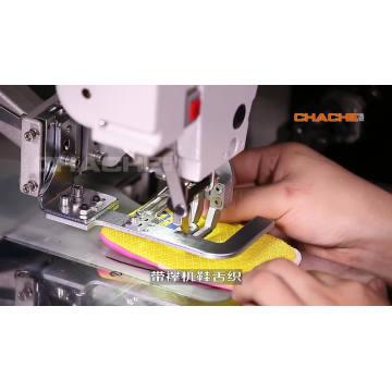 Máquina de bordar automática multifunción tejidos pesados