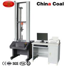 Máquina universal de prueba de resistencia a la tracción de material universal
