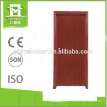 conception en bois populaire résistant au feu porte résistant au feu porte en bois