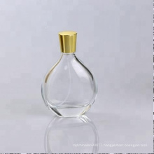 100ml new empty clear glass bottle for perfume