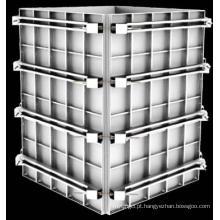 Painel de parede de concreto Cofragem de alumínio Construção de edifícios